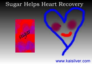 heart recovery and the effects of sugar
